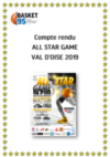 ALL STAR GAME 2019 – LE COMPTE RENDU