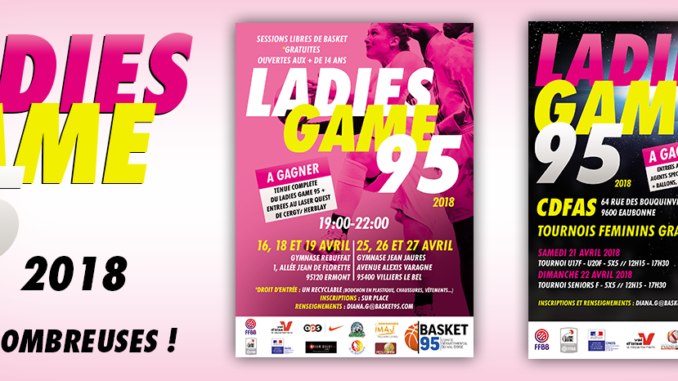 Ladies games 2018
